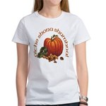 Gaelic Greetings Pumpkin Women's T-Shirt