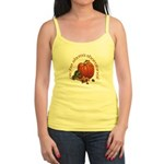Gaelic Greetings Pumpkin Jr. Spaghetti Tank