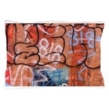 Helaine's Venice Graffiti 2 Pillow Case