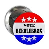 "Vote 2016 2.25"" Button"