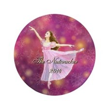 "Nutcracker 2013 3.5"" Button"