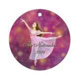 The Nutcracker 2012 Ornament (Round)