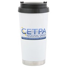 Gold Country - Ceramic Travel Mug