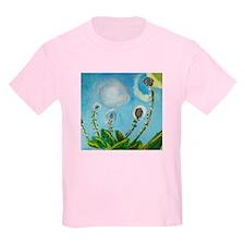 Painting by Deborah Medwin. Kids Light T-Shirt