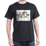 Happy Birthday Mommy.psd Dark T-Shirt