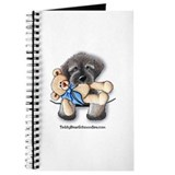 Pocket Wookie Schnoodle w/Bear Journal