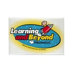 Learning and Beyond Preschool Rectangle Magnet