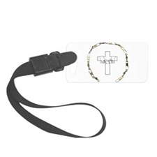 3-fishers of men gold.png Luggage Tag