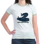 Dont Tread on me - updated Jr. Ringer T-Shirt