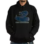 Dont Tread on me - updated Hoodie (dark)