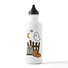 Halloween Ghost Water Bottle