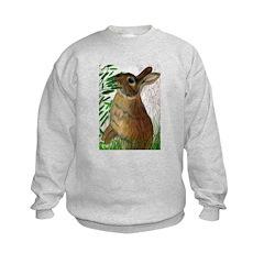 Among the Grass Kids Sweatshirt