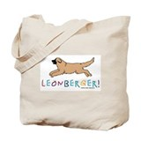 Leonberger Tote Bag