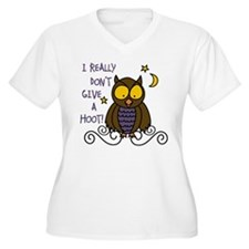 Dont Give A Hoot T-Shirt