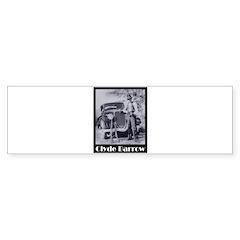 Clyde Barrow Sticker (Bumper 50 pk)