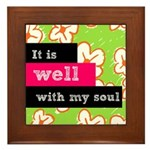 PEACE - Home Scripture - Positive Christian Quote