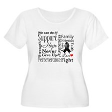 Melanoma Words T-Shirt