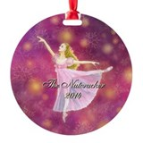 The Nutcracker 2012 Round Ornament