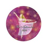 "The Nutcracker 2012 3.5"" Button"