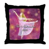 The Nutcracker 2012 Throw Pillow