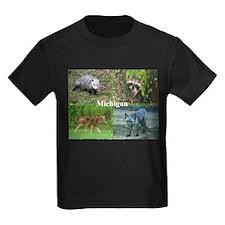 Michigan Animals T