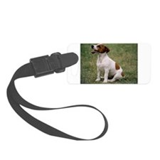Cute Jack Russell Luggage Tag