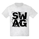 distressed SWAG T-Shirt