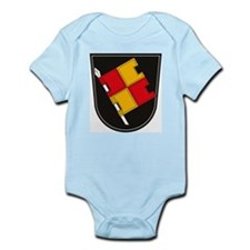 Wurzburg Coat of Arms Infant Creeper