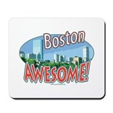 Awesome Boston Mousepad