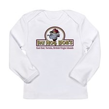 Fat Hog Bob's Long Sleeve Toddler T-Shirt