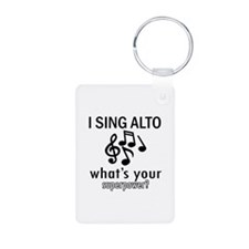 Cool Alto Designs Keychains