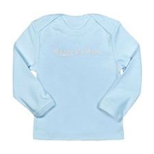 Aged, Bayou La Batre Long Sleeve Infant T-Shirt
