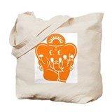 Ganesha good luck Tote Bag