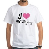 I Love RC Flying Shirt