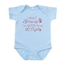 Future RC Flyer Infant Bodysuit
