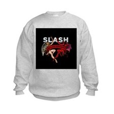 Slash apocalyptic love Sweatshirt