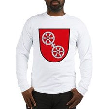 Mainz Coat of Arms Long Sleeve T-Shirt