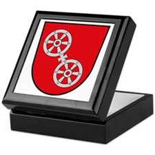 Mainz Coat of Arms Keepsake Box