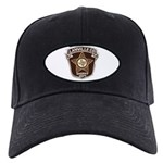 Lanville County Sheriff Black Cap