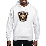Lanville County Sheriff Hooded Sweatshirt