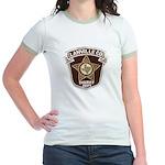 Lanville County Sheriff Jr. Ringer T-Shirt