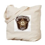 Lanville County Sheriff Tote Bag