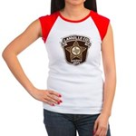 Lanville County Sheriff Women's Cap Sleeve T-Shirt