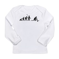 Canoe Sprint Long Sleeve Infant T-Shirt