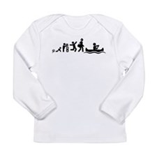 Canoeing Long Sleeve Infant T-Shirt