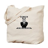 Dont Panic Tote Bag