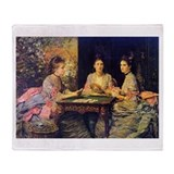 Hearts Are Trumps, Millais Throw Blanket