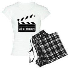 HAPPY 35TH BIRTHDAY Pajamas