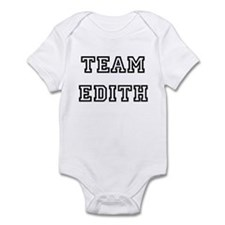 TEAM EDITH T-SHIRTS Infant Creeper