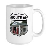 Route 66 - Ambler's Texaco Mug